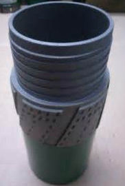 China High Strength Precision Diamond Reaming Shells for Oil / Gas Geological Exploration supplier