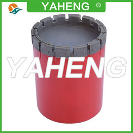 China Fast cutting and drilling speed Diamond Core Bit For Geological Prospecting supplier