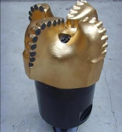 China Q Series Rock Wet Diamond Core PDC Drill Bits With Wide hardness range 5 - 55° AQ BQ supplier