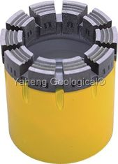 China High Performance Q - Series Diamond Core Bit for Wireline Core Drilling Φ122mm supplier