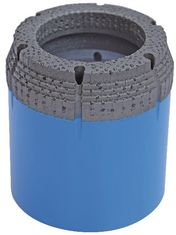China Surface Set Diamond Core Bit BQ / NQ / HQ / PQ / NQ2 Size with High Drill Speed supplier