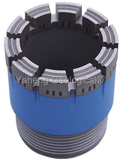 fb68b1dcf2 NWG Double Tube Diamond Core Drill Bit For Wet / Dry Drilling High Drill  Speed