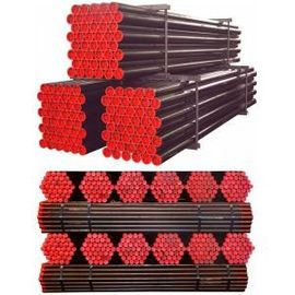 China BQ NQ HQ PQ Drill Round Steel Rod Diamond Core Drill Tools For Concrete Mining distributor