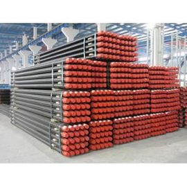 China Wireline Heat Treatment HWT / Q Series Steel Core Dril Rod Geological Casing Tubes distributor