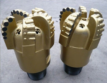 China Coal Mine Heavy Duty PDC Bit For Well Drilling  / Diamond Core Drilling Long Life Drilling distributor